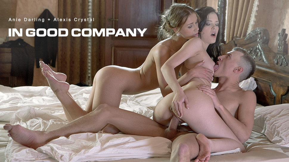 Babes – Alexis Crystal , Anie Darling – Good Company