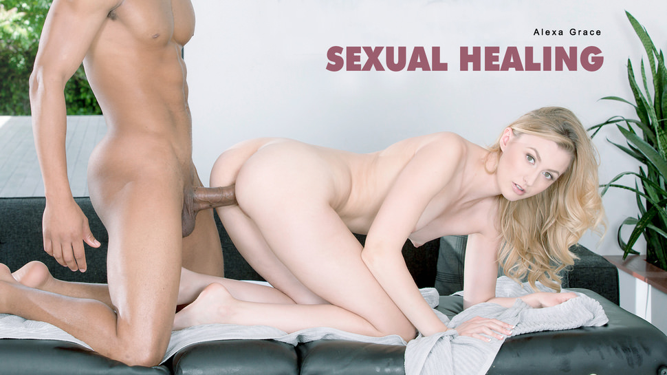 BlackIsBetter – Sexual Healing – Alexa Grace