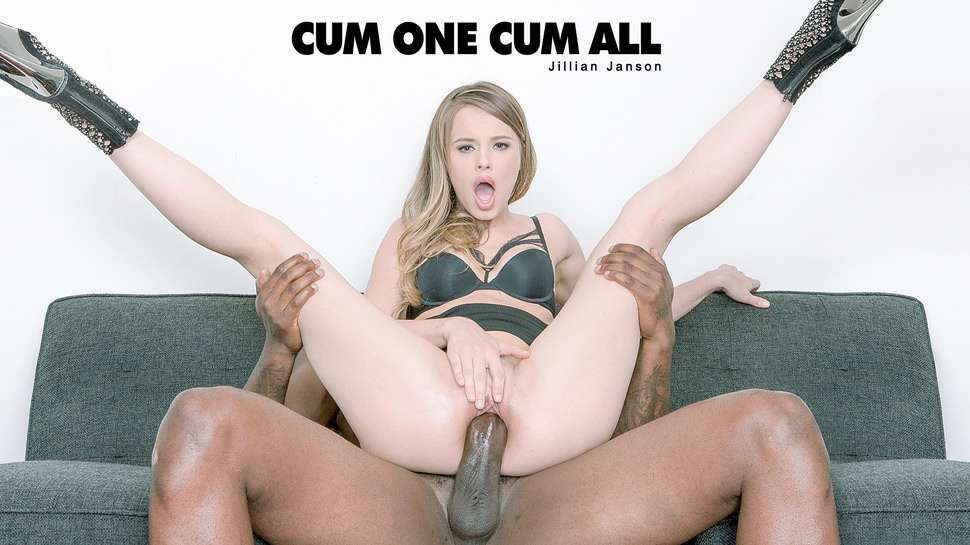 BlackIsBetter – Cum One Cum All – Jillian Janson