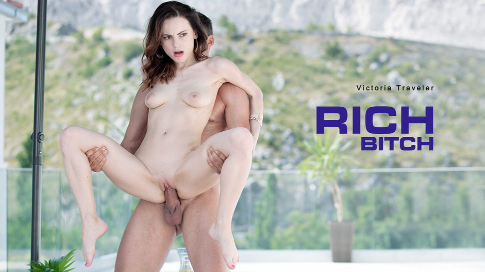 Babes – Rich Bitch – Victoria Traveler